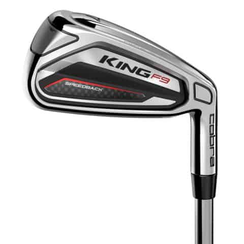 Cobra King F9 Speedback Irons
