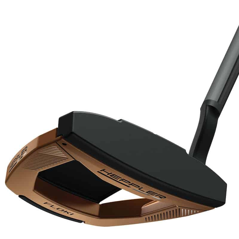 PING Heppler Floki Adjustable Putter