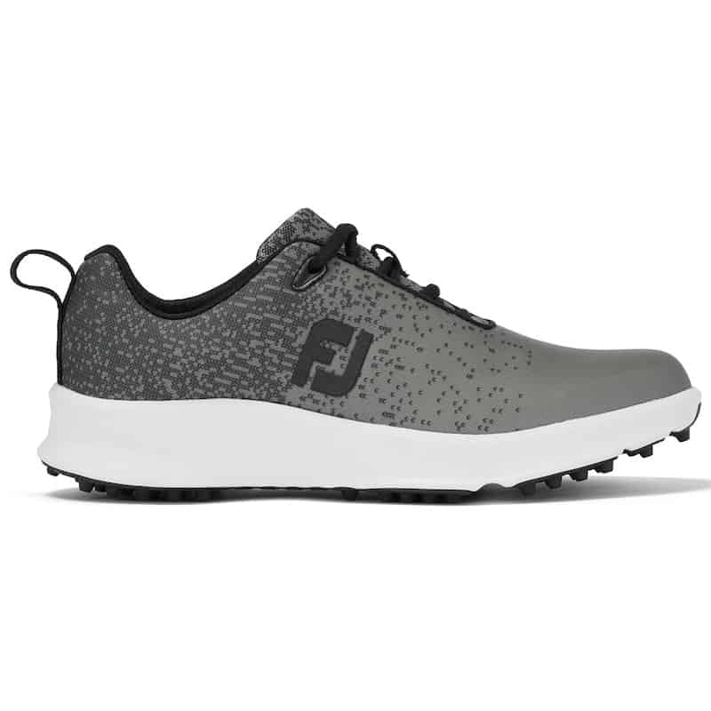 FootJoy Leisure Ladies Black/Charcoal Shoes