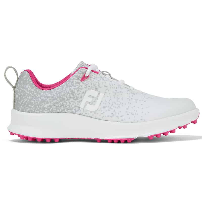 FootJoy Leisure Ladies White Shoes