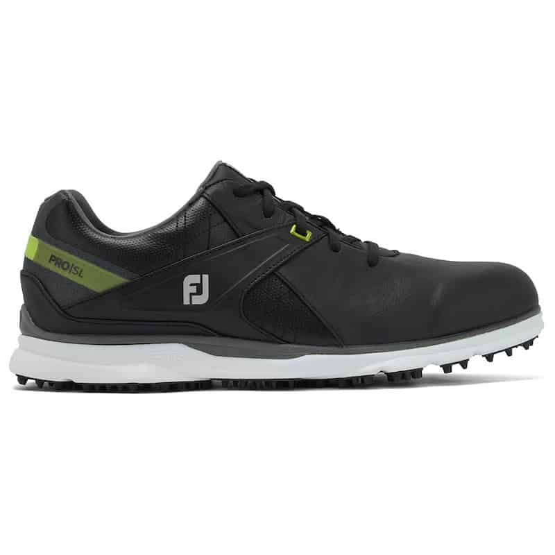 FootJoy Pro SL Black Shoes