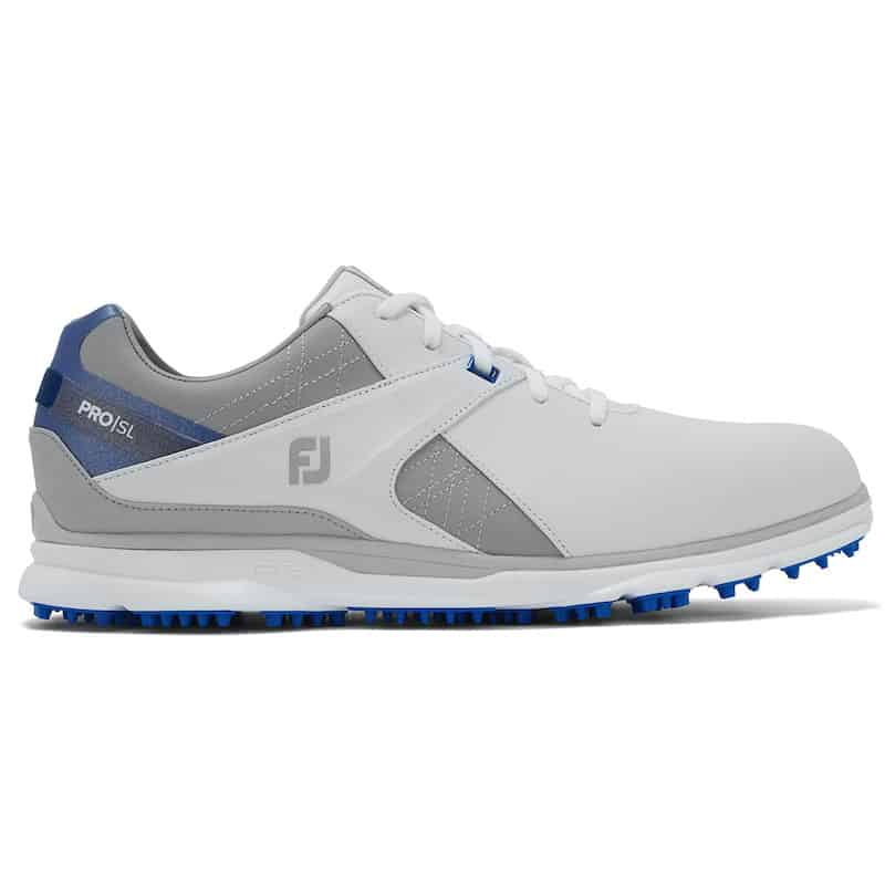 Footjoy Pro SL White/Grey/Blue Shoes
