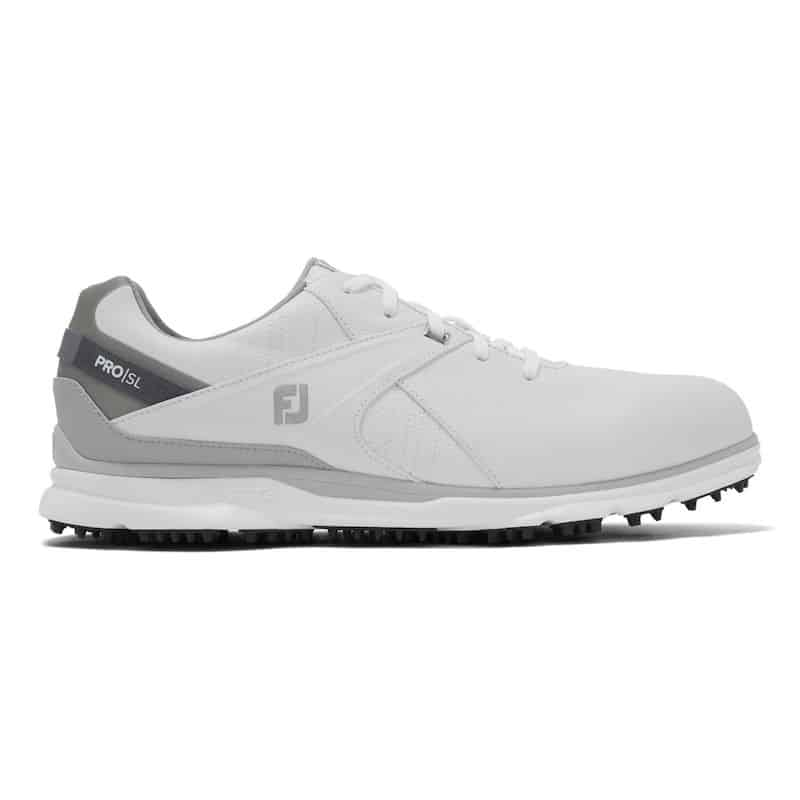 Footjoy Pro SL White Shoes
