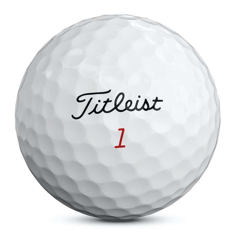 Titleist Pro V1x White Golf Balls