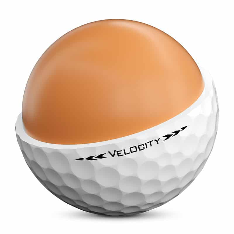 Titleist Velocity White Golf Balls