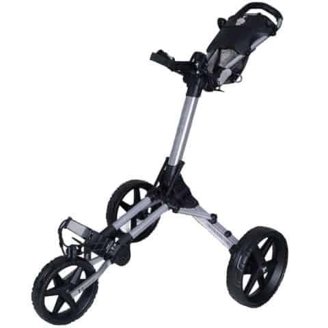Fastfold Kliq 3-wheel Push Golf Trolley