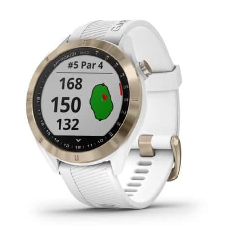 Garmin Approach S40 GPS Watch Gold