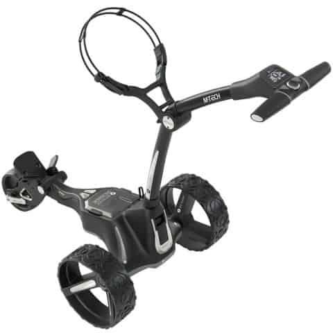 Motocaddy 2020 M-tech Electric Golf Trolley