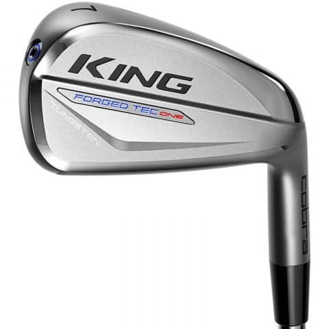 Cobra King Forged Tec One Length Irons
