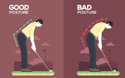 Correct Posture for a Powerful and Consistent Golf Swing